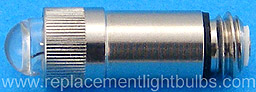 00300-U 3.5V Welch Allyn Replacement Lamp, Light Bulb