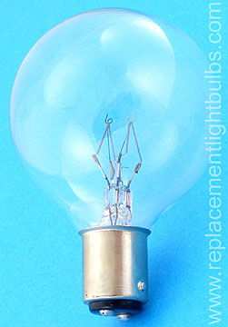 GE 100G16.5/29DC 100W 120V Base Down to Horiz. Spot Clear Glass Light Bulb, Replacement Lamp