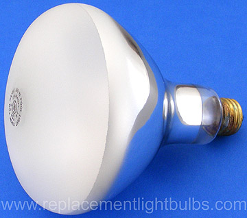 GE 21A/R40/FL-12V 250W Reflector Light Bulb To Replace 300W Rated Pool Light