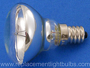 40R12C-120V 40W R39 R12 E12 Lamp, Replacement Light Bulb