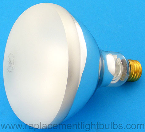 GE 500R40/FL 500R40/5FL 500W 120V Swimming Pool Replacement Light Bulb Reflector Lamp