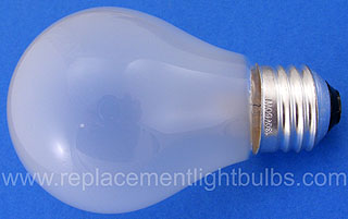 75A19/RS-130V 75W Rough Service Light Bulb, Replacement Lamp