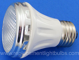 60PAR16/HAL/NFL30-120V 60W E26 Medium Screw, PAR16 Narrow Flood Light Bulb, Replacement Lamp, P16