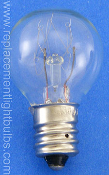 7G8C-130V 7W G8 Light Bulb, Replacement Sign Lamp