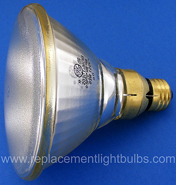 GE 83PAR/HIR+/SP10-120V 83W To Replace 120W Flood Light Bulb Replacement Lamp