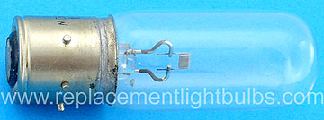 BWT 12V 100W BA21s-4 Eumig Projector Lamp, Replacement Light Bulb