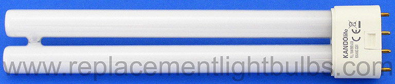 DT18/65/RS 18W 6500K Compact Fluorescent Lamp, Kandolite FLL 18W/865
