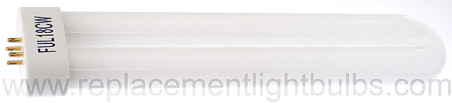 FUL18CW 18W Cool White Fluorescent Lamp, Replacement Light Bulb