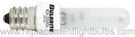 Bulbrite KX40FR/E12 20W 120V Frosted Xenon Candelabra Screw Replacement Light Bulb