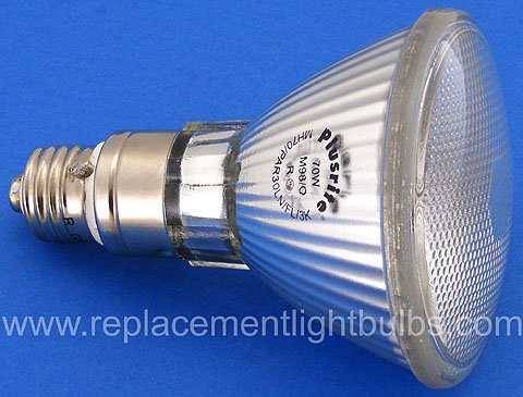 MH70/PAR30LN/FL/3K 70W M98/O Metal Halide PAR30 Long Neck Flood Light Bulb, Replacement Lamp