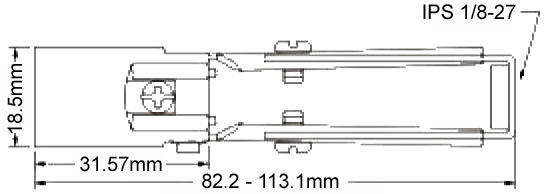 GE-412-4 Lamps Socket Graphic