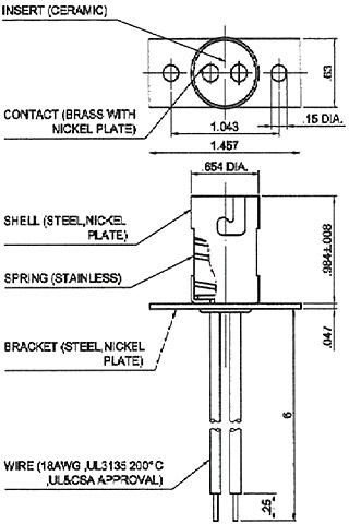 HCB-25 Socket Graphic
