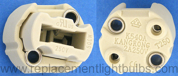 K540A G9 250V 500W Lamp Socket
