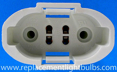 GX10q-4 Lamp Socket